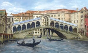 Venice by Olggah