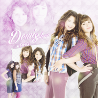 Demi Lovato and Selena Gomez PNG Pack (67) by ForeverDemiLovato