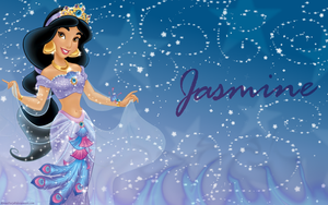 Jasmine's Welcome by Barbi3D0ll18