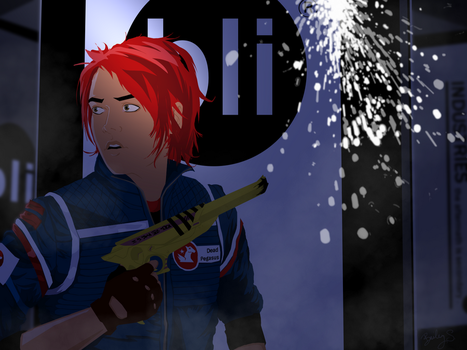 PARTY POISON by xsafety-pinnedx