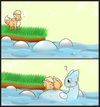 The Best Stone To Sleep On! by TheGuyNoOneRemembers