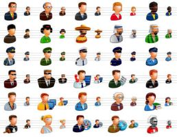 Large Boss Icons by ahasofticons
