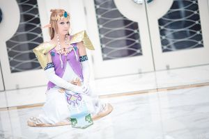 Zelda - Tender by CrystalPanda
