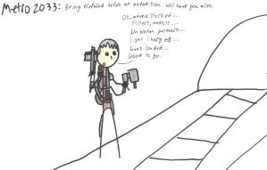 Metro 2033 fact 1 by ThePerson76