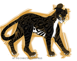 Leopardstrike/Prince Reference by RussianBlues