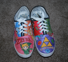Zelda Shoes 1.5 by medli96