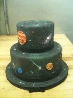 Space Cake- front by Spudnuts