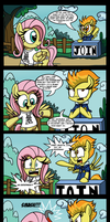 Fluttershy's Bad Mane Day (UPDATE) by Daniel-SG