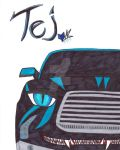 Monster Car Tej by Lady-Autobot17