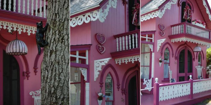 The Pink House by handbagXwhore