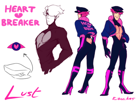 Lust Ref by Riocakes