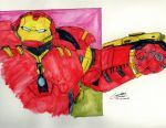 Hulkbuster-Age of Ultron by CristianGarro