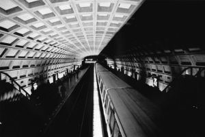 DC Metro Station by matthew-s-hanson