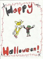 Happy Halloween by annabre24