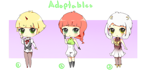 -ADOPTABLES- closed by Chibchubs