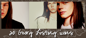 Icons: Georg Listing set1 by Mariesen