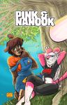 Pink and Nanook #1 Cover art by 2POPE