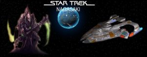 Star Trek Nagasaki Poster by FacepalmPunch
