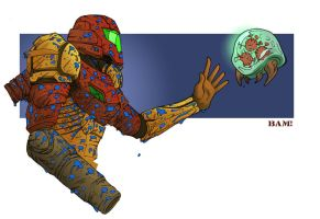 Samus by Magilla-da-Killah
