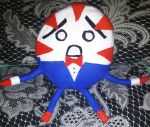 Peppermint Butler Plush by anarchymarie