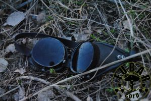 Black PA SunGoggles by Zaxnot