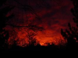 Fire of the Sky by Blink564