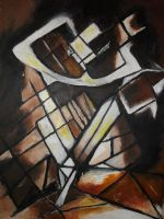 Cubist Still Life by CitizenJames