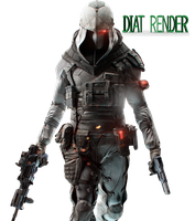 Ghost Recon Phantoms Render by D-GodKnows