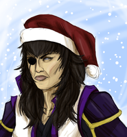 Initiate Christmas cheer by snakes-on-a-plane