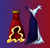 Dresses by Tifa-the-Strange