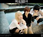 Death Note: Sunday Morning by behindinfinity