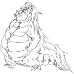 Fat Lorky Is Fat -wip- by Sykmynd
