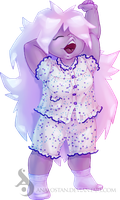 Pajamas Amethyst by Analostan