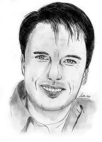 John Barrowman by Mella68