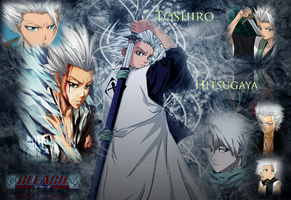 Toshiro Hitsugaya Wallpaper by DrWatson636