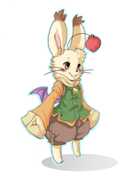 Moogle by Sprinkling-stars