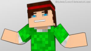 :MC: Profile for Mark by ShadowLance9