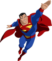 Earth 2 Superman (Bourassa Style) by MAD-54