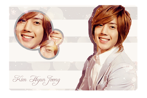 Out - Kim Hyun Joong by MayChan09