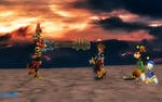 Only Sora Left Donald And Goofy Is Ko By Terra by kari5