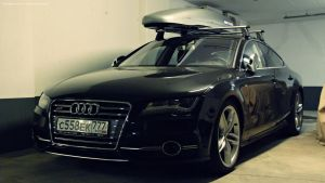 Audi S7 Sportback by ShadowPhotography