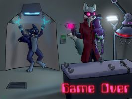 Game Over by Bitcoon