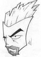 frylock by johnny310