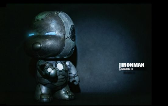 IRONMAN MINIQEE by t2100ex9