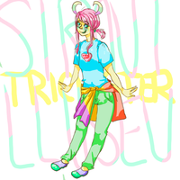 Siravi Trickster! by PickledCandyPants07