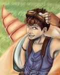 Ingo the steamboy by Thildou-chan