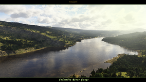 Columbia River Gorge by Gannaingh32