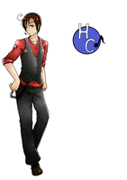 Hetaloid: Romano (South Italy) by Shewen