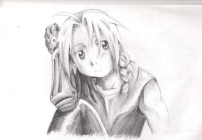FMA Edward Elric by winry5