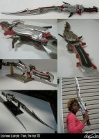 Lightnings gunblade -complete by fevereon